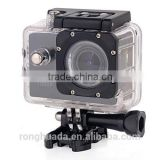 Action Sport Cam Camera 1080P 30fps H.264 1.5 Inch 170 Degree Wide Angle Outdoor Sports Home Security HD DV/CAR DVR