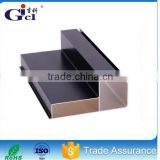 Gicl -4590F3 45*90 indoor outdoor LED aluminum frame for the LED sign display board