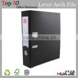 "PVC A4 FC 2"" 3"" Lever Arch File Box Metal Clip File Folder 2 Ring Binder Clip Binding Cover Portfolio"
