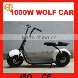 2016 New 1000W Wolf Moto Electricas with Lithium Battery