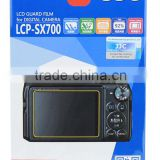 PET Screen Protector JJC LCP-SX700 Guard Film For Canon LCD Protector