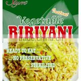 Slym Instant Vegetable Rice meal