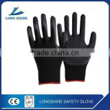 Latex coated good grip safety glove