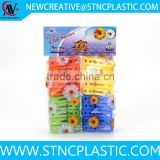 new pack of 20 PREMIUM QUALITY LAUNDRY Hanging PLASTIC CLOTHESPINS CLIP PEGS                                                                         Quality Choice