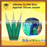 Free samples Factory Price High Performance Adhesive To Fish Glass Aquarium Silicone Sealant