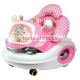 Indoor Baby Stroller Dual-drive Remote Control Cars