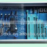 PIC training system Electronic technology training kit Educational lab apparatus XK-EPM1101A PIC microcontroller programmer