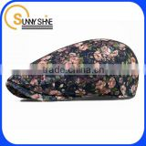 Sunny Shine custom wholesale cheap fashion corduroy fabric hat beret