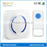 Forrinx B16 52 Ringtones 110dB Loud Sound Funnly Dog Barking Doorbell