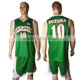 New style european basketball uniforms design for yellow basketball jersey