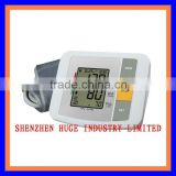 Fully Automatic Upper Arm Style Blood Pressure Monitor