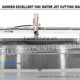 CNC Marble water jet cutting machine glass cutting machine