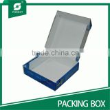 BIO-DEGRADABLE CORRUGATED PACKAGING BOX PACKING BOTTLE LIQUIDS