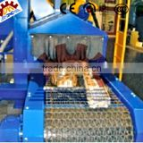 AUTOMATIC WIRE MESH/ H BEAM/ STEEL PIPE PLATE SHOT BLASTING MACHINE CE AND ISO9001 APPROVED