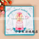Candy Machine Pattern Food-grade Printed Tissue Paper Napkin
