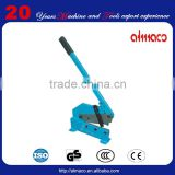 hand plate shear machine