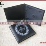Emboss Leather CD/DVD Cases Leatherette Paper CD/DVD Cases Leatherette Paper CD/DVD Albums