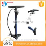 Bicycle accessories floor bike hot hand air pump with gauge                                                                                                         Supplier's Choice