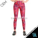 Sexy Womens YOGA Sport Gym Running Pants High Waist Yoga Leggings