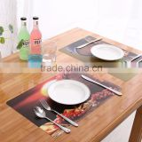 disposable placemats baby dinner mat washable table mat wholesale China supplier placemat