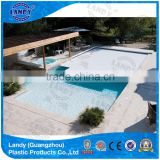 Automatic PC swimming pool cover