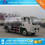 hot sale fecal suction truck 5000 litres