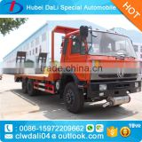 DONGFENG little 3 axles Flat Transport Truck of 15T for sale