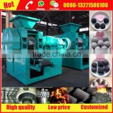 China top briquetting quality anthracite coal briquette press machine for sale