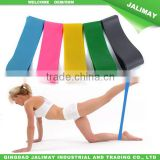 Yoga pilates fitness resistance loop band set