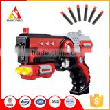 New arrival safety plastic hot air soft bullet gun pistol for boys                                                                                                         Supplier's Choice