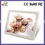 "12"" love photo frame free mp4 quran download digital frame pictures wall mount digital photo frame."