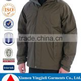 new product wholesale clothing apparel & fashion jackets men for winter 3-in-1 insulated outdoor wear jacket