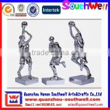2016 New custom basketball sports figurines