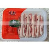 Eco-friendly Water-absorbed Plastic Packing Fresh Meat Tray