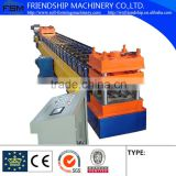 Expressway/Highway Guardrail/Barrier Galvanized Cold Roll Forming/Rollformer Making Machinery