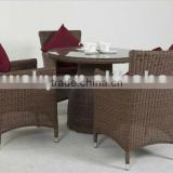 Rattan garden dining set dining table set                                                                         Quality Choice