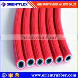 Natural rubber compound PVC gas hose with connector