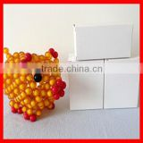 Elaborate Pure White Accept Customized Paperboard Special Gift Cosmetics Storage Box Manufacture