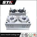 Customed PP, ABS, Plastic Injection Molds                                                                         Quality Choice