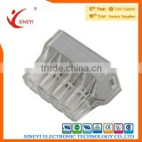 Sineyi high quality home lighting splitter terminal high temperature 4 wire connector