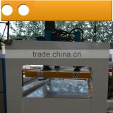 High frequency wood jointer woodworking machine