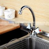 QL-1915 electric water heater faucet, ,sanitary ware,,single lever brass kitchen mixer