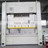 double crank Motor power control presses Hydraulic punching machine H-frame structure pressing machine