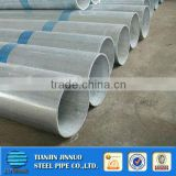 3/4 inch BS31 steel electrical gi conduit pipe with galvanized