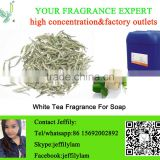 High concentration white tea fragrance used for soap making,good quality liquid soap fragrance oil