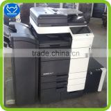 High Quality Laser Digital Copier Machine For Konica Minolta Bizhub C654 C754 used photocopy