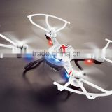 Exquisite aerocraft F181!2.4g 4ch 6axis headless mode rc quadcopter hexacopter hd camera drone with LCD