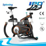 Monitor counts time, speed, distance, calories Indoor Exercise Bike