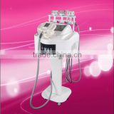 Weight Loss Equipment Slimming Machine Super 5 In 1 Slimming Machine Vacuum Roller /Cavitation / Lipo Laser Machine