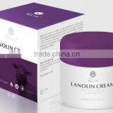Blue Pure Lanolin Cream with CQ10, Emu Oil & Vitamin E (100g)